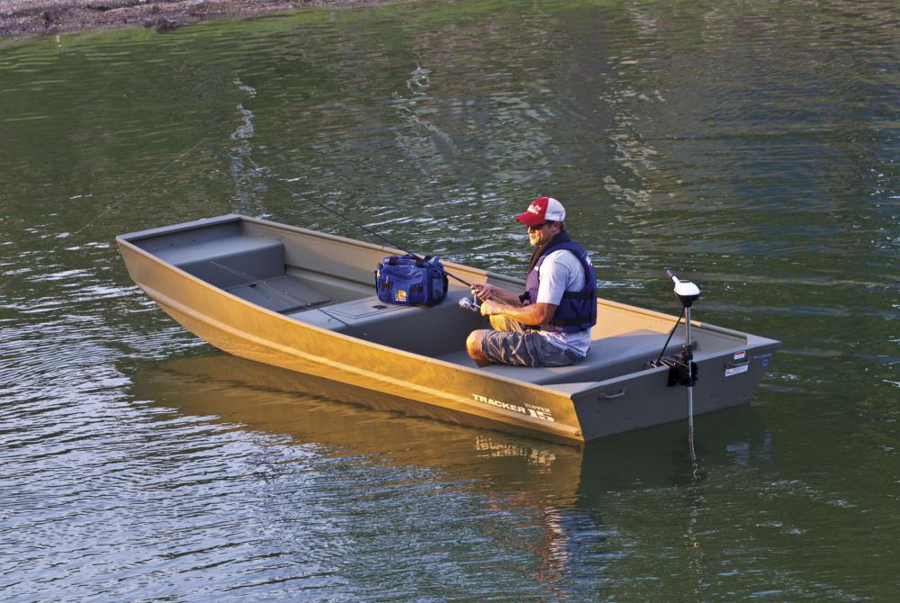купит лодку трекер